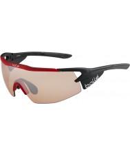 Bolle 12268 occhiali da sole neri aeromax