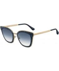Jimmy Choo Ladies lizzy s ky2 08 63 occhiali da sole