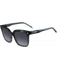 Calvin Klein Collection Donna ck4323s strisce verdi occhiali da sole