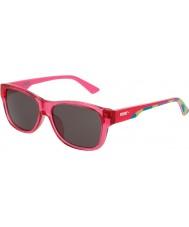 Puma Bambini pj0004s occhiali da sole di fumo fucsia