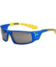 Cebe Ice 8000 elettrici occhiali da sole giallo blu