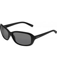 Bolle Molly occhiali da sole lucido TNS nero