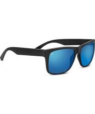Serengeti Positano levigato grigio scuro polarizzato 555nm blu occhiali da sole