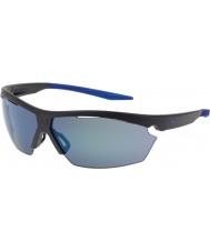Puma Mens pu0005s occhiali da sole blu grigio