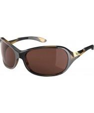 Bolle Grazia tartaruga lucido polarizzata A-14 gli occhiali da sole