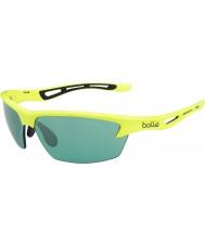 Bolle Bolt giallo neon competivision occhiali da sole pistola da tennis