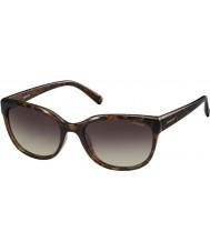 Polaroid occhiali da sole donna pld4030-s q3v la avana scuro polarizzati