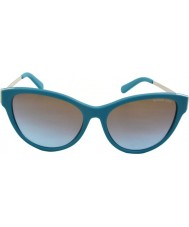 Michael Kors Mk6014 57 arene Punte tortoise tocco morbido 302348 occhiali da sole