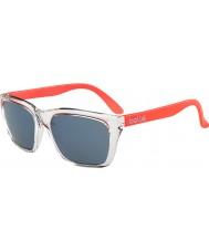 Bolle 527 retrò collezione cristallo lucido arancione gb-10 gli occhiali da sole