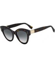 Fendi Signore ff0266 s 86 9o 52 occhiali da sole color peekaboo