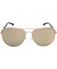 Michael Kors Mk1003 58 fiji oro rosa 1003r5 occhiali da sole