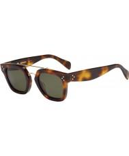 Celine Signore cl 41077-s 05L 1e occhiali da sole avana