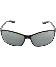RayBan Rb4179 62 liteforce nero opaco 601s82 occhiali da sole polarizzati