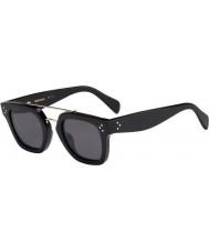 Celine Donne cl 41077-s 807 miliardi di occhiali da sole neri