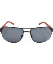 Polo Ralph Lauren Ph3093 62 che vivono casuale nero opaco 927781 occhiali da sole polarizzati