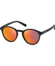 Polaroid Pld6013-s D28 oz lucidi occhiali da sole polarizzati neri