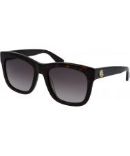 Gucci Donna gg0032s occhiali da sole avana