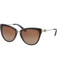 Michael Kors Mk6039 56 Abela ii scuro tartaruga lavanda 314513 occhiali da sole