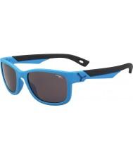 Cebe Avatar blu nero 1500 occhiali da sole di luce blu grigio (età 7-10) Matt
