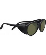Serengeti 8585 leandro glacier occhiali da sole neri