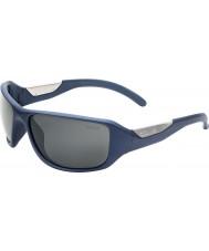 Bolle Intelligente opachi occhiali da sole di pistola blu TNS polarizzato