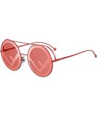 Fendi Ladies ff0285 s c9a 0l 63 scappano gli occhiali da sole