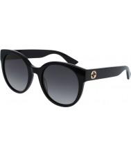 Gucci Donne gg0035s occhiali da sole neri