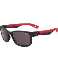 Cebe Avatar antracite rosso 1500 occhiali da sole di luce blu grigio (età 7-10) Matt