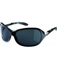 Bolle Grazia occhiali da sole lucido TNS nero