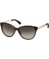 Polaroid Donna pld5016-s LLY 94 avana oro occhiali da sole polarizzati