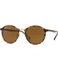 RayBan Rb4242 49 tecnologia a raggi avana chiaro 710-73 gli occhiali da sole