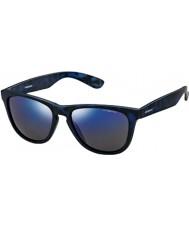 Polaroid P8443 fll JY blu grigio occhiali da sole polarizzati