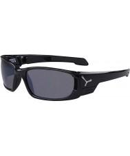 Cebe S-Cape piccoli occhiali da sole neri