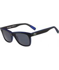 Lacoste L781sp blu occhiali da sole polarizzati nero