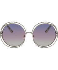 Chloe Signore ce114st 779 58 carlina occhiali da sole