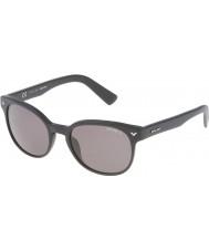 Police Mens Master 4 spl143-703p opachi occhiali da sole polarizzati neri