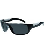 Bolle Vibe nero lucido polarizzato TNS occhiali da sole