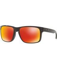 Oakley Oo9102 55 f1 occhiali da sole holbrook