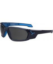Cebe S-Cape grande antracite blu occhiali da sole polarizzati