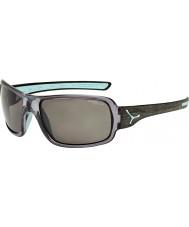 Cebe Changpa spazzolato occhiali da sole polarizzati grigi