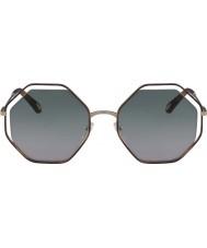 Chloe Signore ce132s 240 58 occhiali da sole di papavero