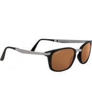 Serengeti 8494 occhiali da sole volare gunmetal