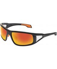 Bolle Diablo occhiali da sole di fuoco lucido TNS nero
