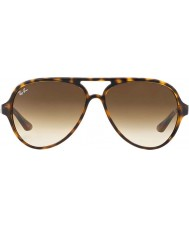 RayBan Rb4125 59 710 51 gatti 5000 occhiali da sole