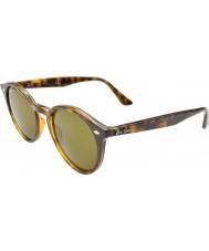 RayBan Rb2180 49 Highstreet avana scuro 710-73 gli occhiali da sole