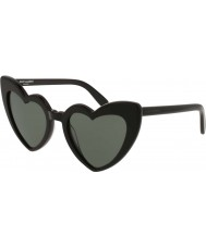 Saint Laurent Ladies sl 181 loulou 001 54 occhiali da sole