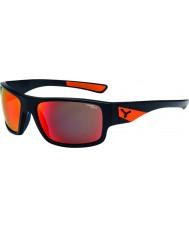 Cebe Whisper opaco arancione occhiali da sole nero