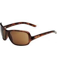 Bolle Kassia tartaruga lucido polarizzata A-14 gli occhiali da sole