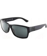 Polo Ralph Lauren Ph4061 57 nero opaco 500187 occhiali da sole