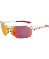 Cebe occhiali da sole di cristallo selvaggio rosa